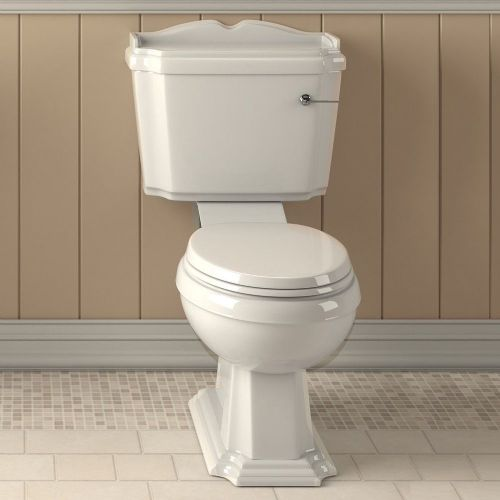 Fitzwilliam Close Coupled Toilet & Deluxe Soft Close Seat